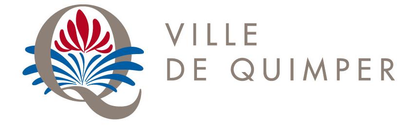 Ville de Quimper - logo