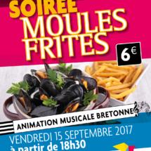soirée moule frites 0917